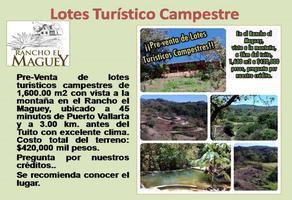 Foto de terreno habitacional en venta en carretera al tuito rancho el maguey, puerto vallarta centro, puerto vallarta, jalisco, 9522168 No. 01