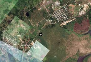 Foto de terreno habitacional en venta en carretera antigua a mina kilometro 6 + 400 , canticas, cosoleacaque, veracruz de ignacio de la llave, 12816079 No. 01