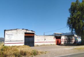 Foto de terreno habitacional en venta en carretera ayapango santa rosa s/n , la capilla, ayapango, méxico, 0 No. 01