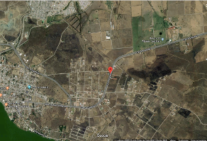 Foto de terreno habitacional en venta en carretera cajititlan la calera , cajititl?n, tlajomulco de z??iga, jalisco, 6256581 No. 01