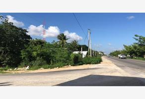 Foto de terreno habitacional en venta en carretera cancun-tulum , playa car fase i, solidaridad, quintana roo, 0 No. 01