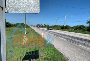Foto de terreno habitacional en venta en carretera carmen-puerto real kilometro 26 , puente de la unidad, carmen, campeche, 16366899 No. 01