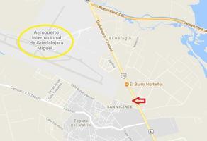Foto de terreno habitacional en venta en carretera chapala , el zapote del valle, tlajomulco de zúñiga, jalisco, 5869678 No. 01