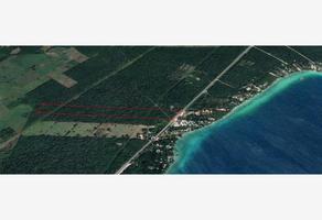 Foto de terreno habitacional en venta en carretera chetumal-carrillo puerto lote 34, bacalar, bacalar, quintana roo, 0 No. 01