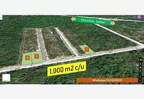 Foto de terreno habitacional en venta en carretera chicxulub 234, conkal, conkal, yucatán, 0 No. 01