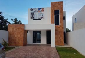 Foto de casa en venta en carretera chicxulub , san francisco de asís, conkal, yucatán, 0 No. 01