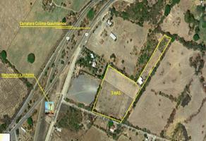 Foto de terreno habitacional en venta en carretera colima-cuauhtémoc , el diezmo, colima, colima, 0 No. 01
