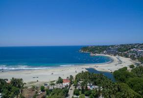 Foto de terreno habitacional en venta en carretera costera del pacifico , puerto escondido centro, san pedro mixtepec dto. 22, oaxaca, 14899008 No. 01