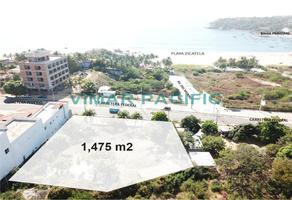 Foto de terreno habitacional en venta en carretera costera , marinero, santa maría colotepec, oaxaca, 17892368 No. 01