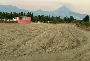 Foto de terreno habitacional en venta en carretera cuautla , san antonio zoyatzingo, amecameca, méxico, 0 No. 01