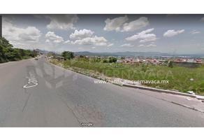 Foto de terreno comercial en venta en carretera cuernavaca - tepoztlan 10, la fuente, cuernavaca, morelos, 10372021 No. 01