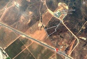 Foto de terreno habitacional en venta en carretera ensenada - tecate , san antonio de las minas, ensenada, baja california, 10438327 No. 01