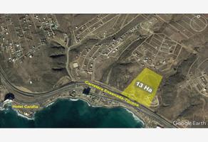 Foto de terreno habitacional en venta en carretera ensenada-mexicali 5149, popotla, playas de rosarito, baja california, 7199447 No. 01
