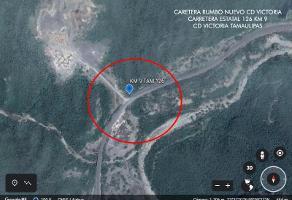 Foto de terreno habitacional en venta en carretera estatal 126 kilometro 9, fuego nuevo, victoria, tamaulipas, 0 No. 01
