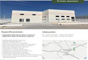 Foto de nave industrial en venta en carretera estatal 200 colorado-higuerillas , ejido san ildefonso, colón, querétaro, 8703554 No. 01