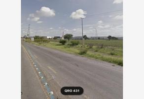 Foto de terreno industrial en venta en carretera estatal a los cues 431 kilometro 6, industrial, querétaro, querétaro, 8153479 No. 01