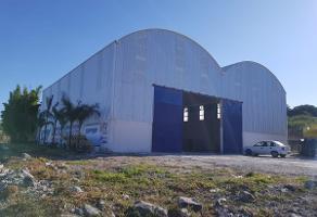 Foto de nave industrial en renta en carretera ex hacienda de balvanera-las adjuntas , balvanera, corregidora, querétaro, 13849790 No. 01