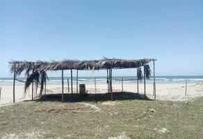 Foto de terreno habitacional en venta en carretera federal #15 mazatlan nayarit , playa novillero, tecuala, nayarit, 15943460 No. 01