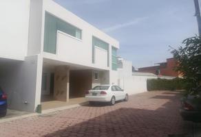 Foto de casa en renta en carretera federal a coronango 102, jardines san diego, san pedro cholula, puebla, 0 No. 01