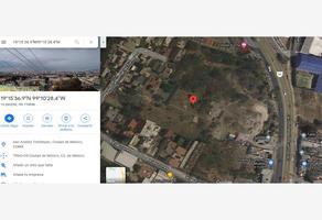 Foto de terreno habitacional en venta en carretera federal a cuarnavaca 5857, san andrés totoltepec, tlalpan, df / cdmx, 0 No. 01