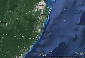 Foto de terreno industrial en venta en carretera federal cancun-tulum , k.m 308, benito juárez, quintana roo, 10708971 No. 01