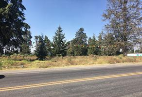 Foto de terreno comercial en venta en carretera federal cuatla-méxico , ozumba de alzate, ozumba, méxico, 12640717 No. 01