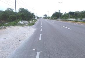 Foto de terreno industrial en venta en carretera federal kilometro 306-500 66, playa del carmen, solidaridad, quintana roo, 6540051 No. 01