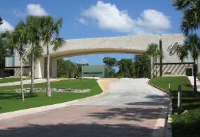 Foto de terreno habitacional en venta en carretera federal kilometro 388 , cancún centro, benito juárez, quintana roo, 0 No. 01