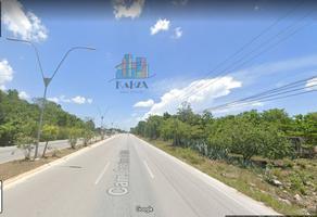 Foto de terreno habitacional en venta en carretera federal merida-cancun , alfredo v bonfil, benito juárez, quintana roo, 0 No. 01