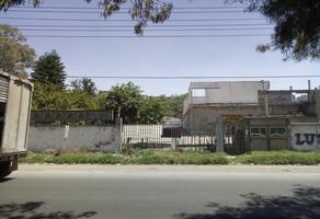 Foto de terreno habitacional en venta en carretera federal mex- texcoco , los reyes acaquilpan centro, la paz, méxico, 12768756 No. 01