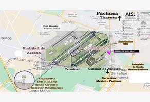 Foto de terreno habitacional en venta en carretera federal méxico pachuca 5, san jerónimo xonacahuacan, tecámac, méxico, 0 No. 01