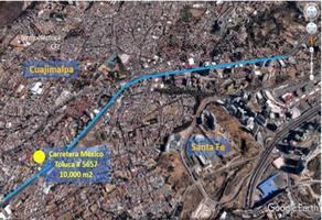 Foto de terreno comercial en renta en carretera federal méxico - toluca , contadero, cuajimalpa de morelos, df / cdmx, 16294208 No. 01