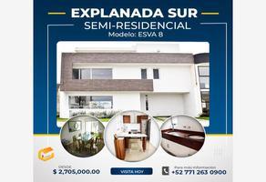 Foto de casa en venta en carretera federal pachuca - mexico kilometro 80 0, explanada felipe ángeles, pachuca de soto, hidalgo, 0 No. 01