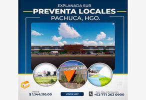 Foto de local en venta en carretera federal pachuca - mexico kilometro 80 0, explanada felipe ángeles, pachuca de soto, hidalgo, 0 No. 01