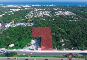 Foto de terreno comercial en venta en carretera federal , playa del carmen, solidaridad, quintana roo, 15651584 No. 01