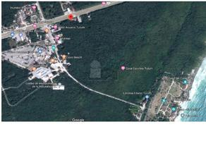Foto de terreno comercial en venta en carretera federal , tulum centro, tulum, quintana roo, 10711075 No. 01