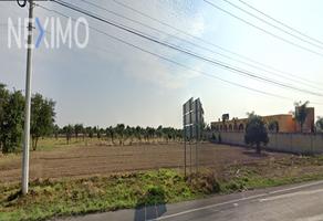 Foto de terreno comercial en venta en carretera federal-méxico puebla 2815, primero, huejotzingo, puebla, 20549960 No. 01