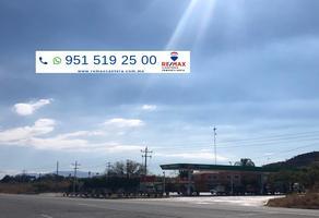 Foto de terreno comercial en venta en carretera internacional a puerto- escondido , san dionisio ocotlan, san dionisio ocotlán, oaxaca, 12427058 No. 01