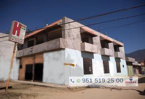 Foto de local en renta en carretera internacional calle san francisco y carretera internacional , san isidro, oaxaca de juárez, oaxaca, 6363370 No. 01