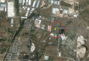 Foto de terreno comercial en venta en carretera irapuato-silao , ejido lo de juárez, irapuato, guanajuato, 15194361 No. 01