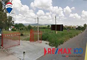 Foto de terreno habitacional en venta en carretera jesus maria valladolid , valladolid, jesús maría, aguascalientes, 16651720 No. 01