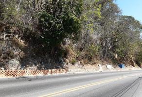 Foto de terreno comercial en venta en carretera , joyas de brisamar, acapulco de juárez, guerrero, 0 No. 01