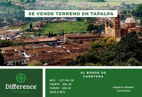 Foto de terreno habitacional en venta en carretera juanacatlán, tapalpa , juanacatlan, juanacatlán, jalisco, 0 No. 01