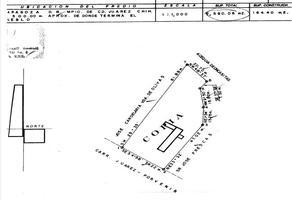 Foto de terreno comercial en venta en carretera juarez porvenir , barrio azul, juárez, chihuahua, 6816403 No. 01