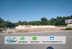 Foto de terreno habitacional en venta en carretera kilometro 54 , mahahual, othón p. blanco, quintana roo, 0 No. 01