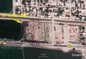 Foto de terreno comercial en venta en carretera la 50 , benito juárez, culiacán, sinaloa, 13026440 No. 01