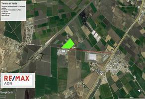Foto de terreno industrial en venta en carretera la palma-el ahorcado, pedro escobedo , estación el ahorcado, pedro escobedo, querétaro, 16794980 No. 01