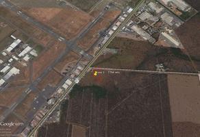 Foto de terreno habitacional en venta en carretera laredo frente aeropuerto del norte , ex hacienda santa rosa, apodaca, nuevo león, 6483702 No. 01