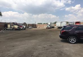 Foto de terreno industrial en venta en carretera lechería-texcoco , tequisistlan, tezoyuca, méxico, 5865649 No. 01