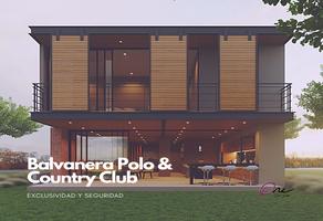 Foto de casa en venta en carretera libre a celaya kilometro 10 , balvanera polo y country club, corregidora, querétaro, 0 No. 01